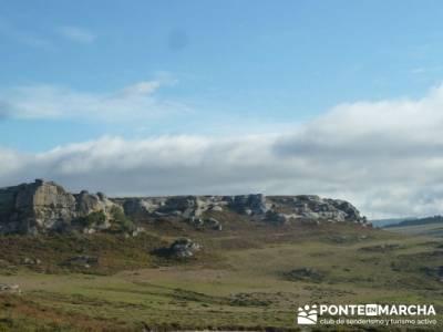 Cañones y nacimento del Ebro - Monte Hijedo;turismo activo madrid;rutas senderismo por madrid